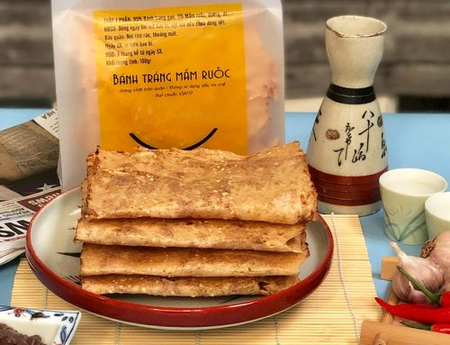Câu chuyện thương hiệu Datami từ những mẻ bánh tráng mắm ruốc